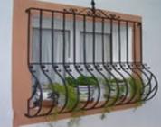 Spanish Window Grill