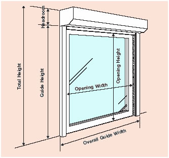 Window trim molding exterior - Some Things To Bear In Mind When Measuring For A Roller Shutter Are